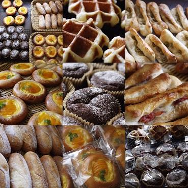 イベント用パン